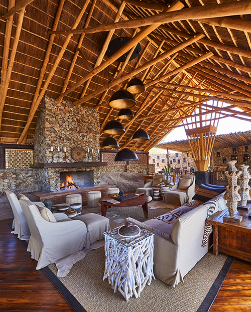 Mwiba Lodge rooms