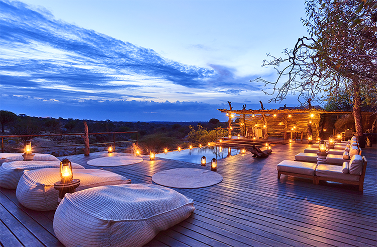 MWIBA LODGE LUXURY SAFARI AT ITS MOST SUMPTUOUS