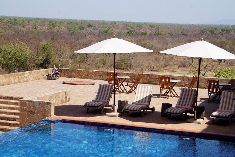 Zaina lodge,le premier safari de luxe du Ghana, une sérénité durable.