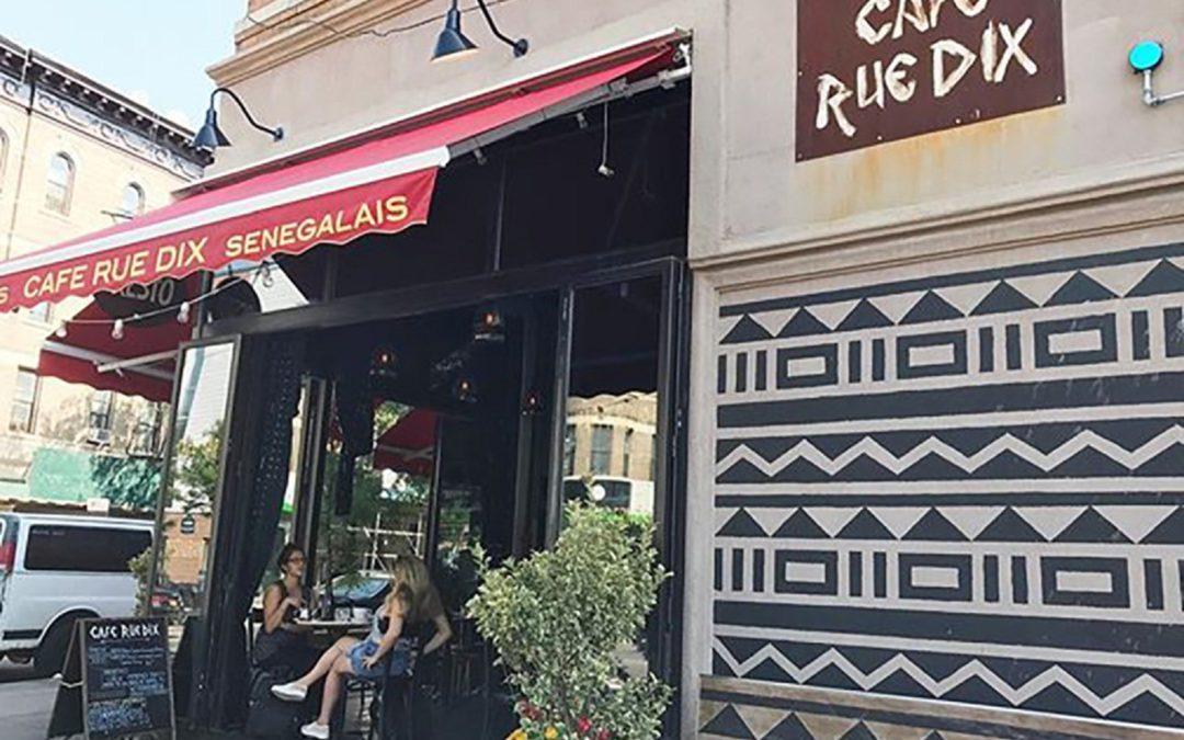 Café Rue Dix: Le Sénégal n'est qu'un début