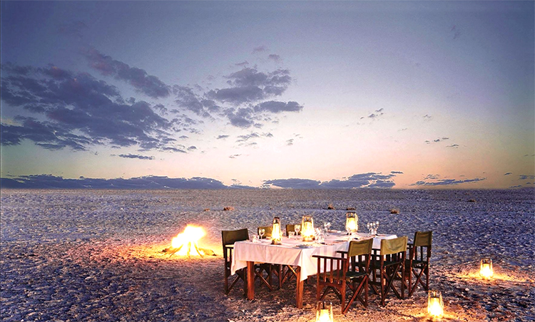 A unique and stylish safari in Botswana
