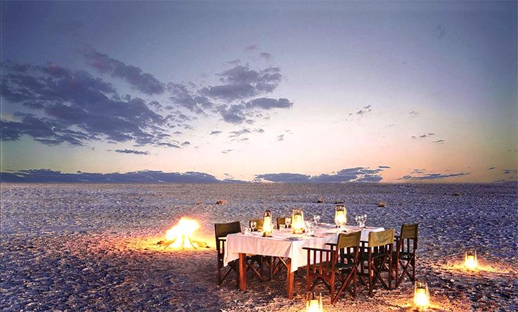 Un safari au Botswana aussi unique qu'élégant