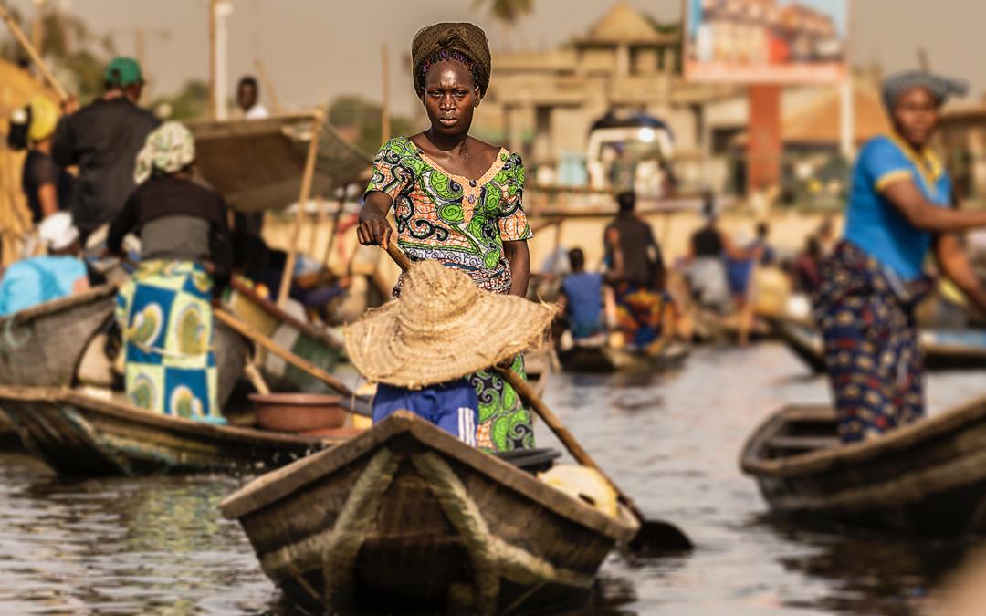 Benin, mind at heart