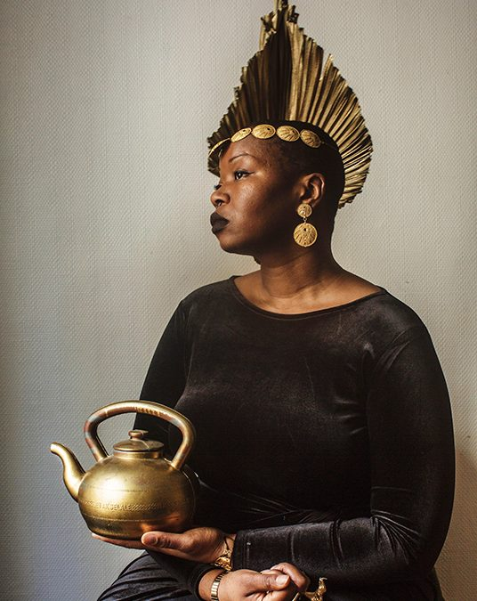 Aïssé NDIAYE, L'Oeil d'Oudjat dit Afrikanista