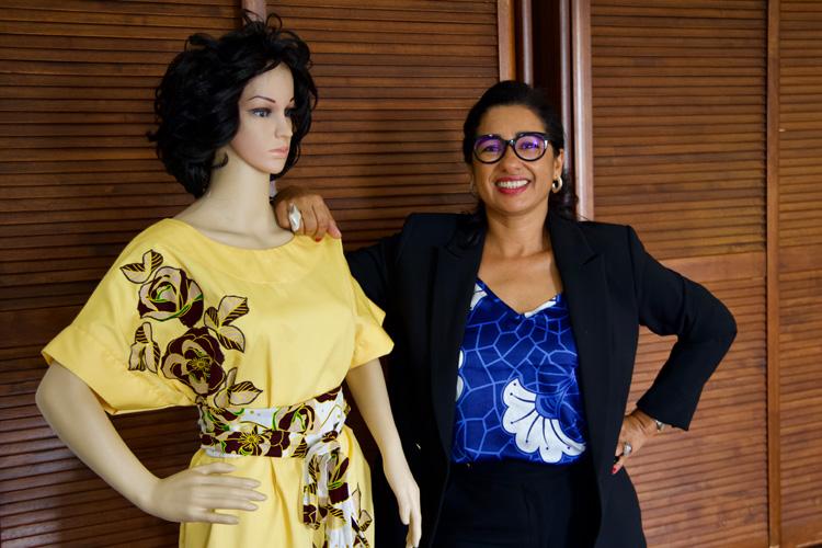 Rita Créations, Brazil in Kinshasa