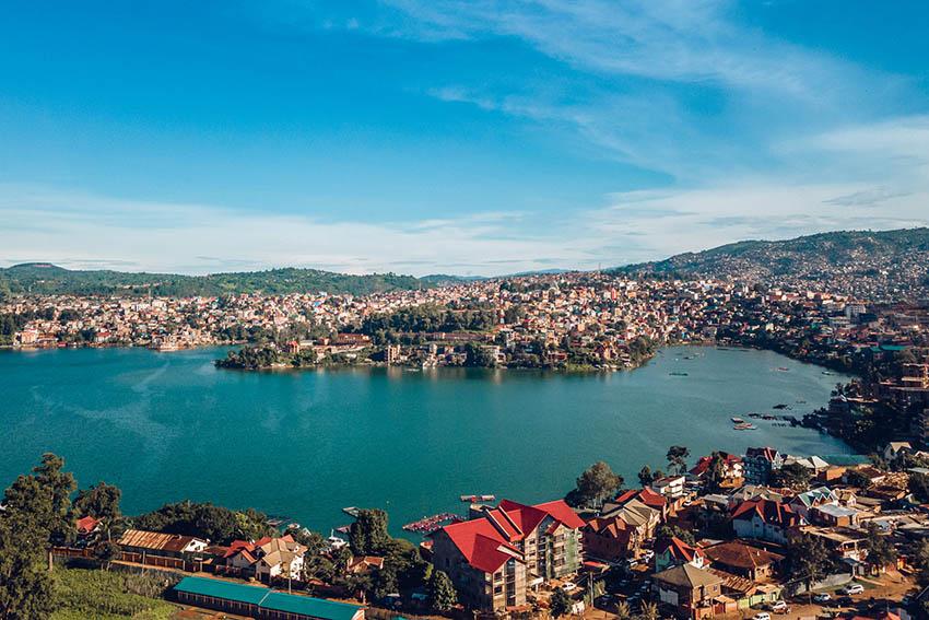 Les 5 sens de Bukavu