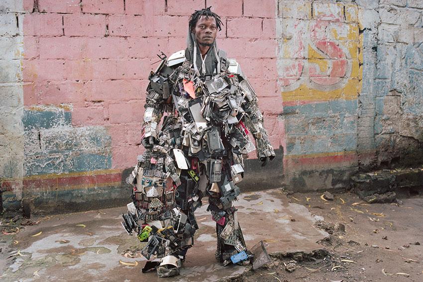 Kinshasa est une performance