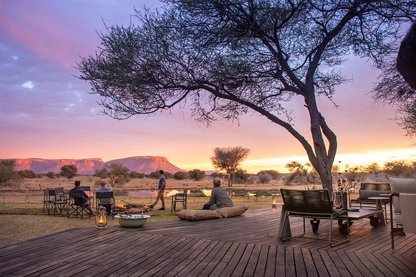 En Afrique du Sud, Marataba. Équilibrer le tourisme et la conservation